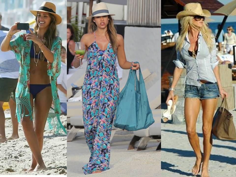 0663942f Estilo y moda en la playa » Debbie Goldfarb