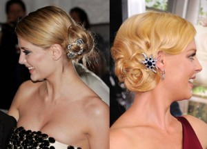 Celebs-with-brooches-as-hairpins